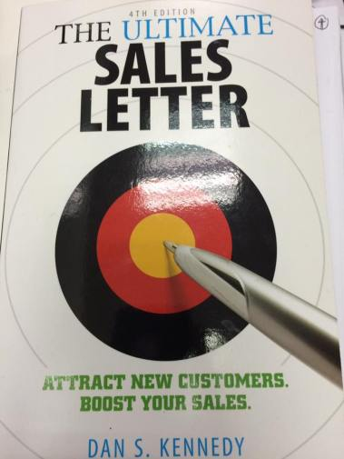 The Ultimate Sales Letter By Dan Kennedy Readingessence