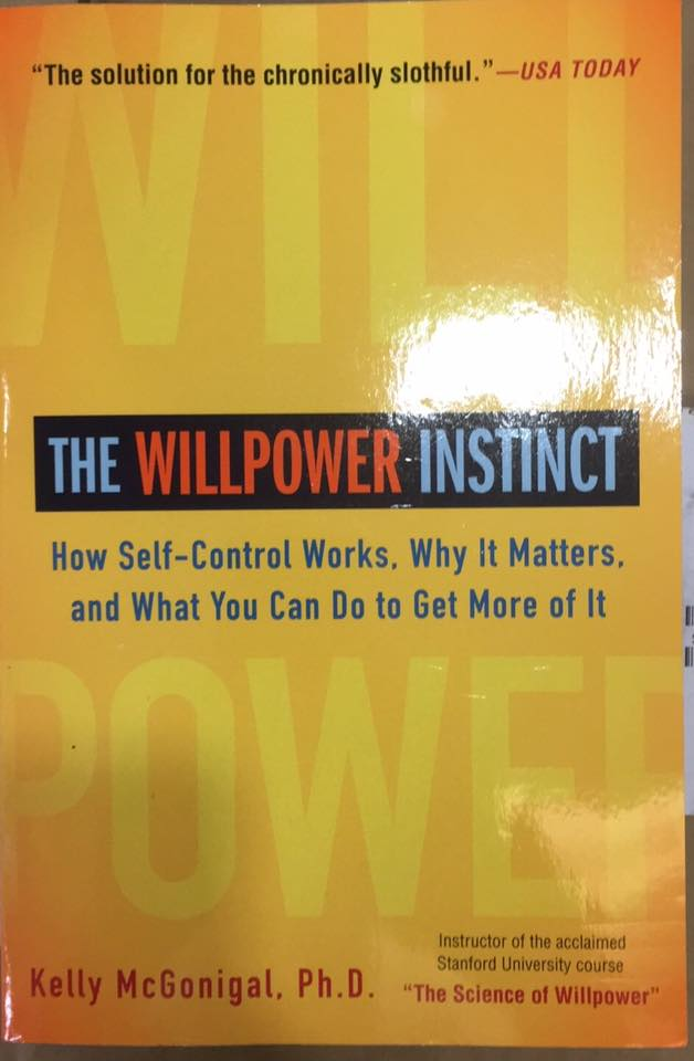 Will power instinct